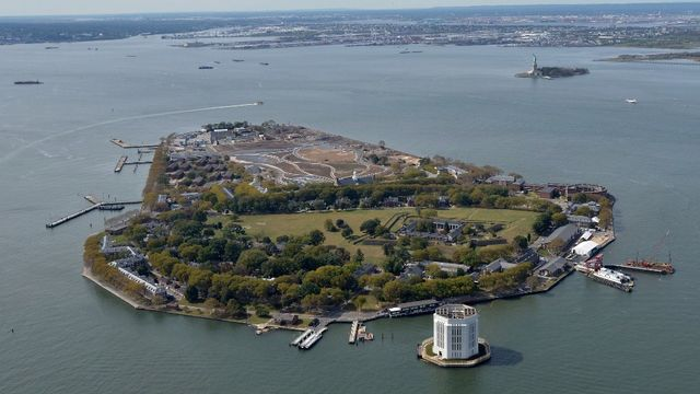 Governors Island National Park Service Tours