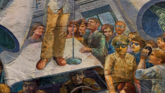 Berkeley's Prominent Mural: A People's History of Telegraph Avenue
